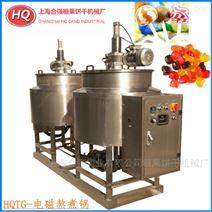 电磁煮糖锅 全自动糖果生产线 软糖硬糖设备