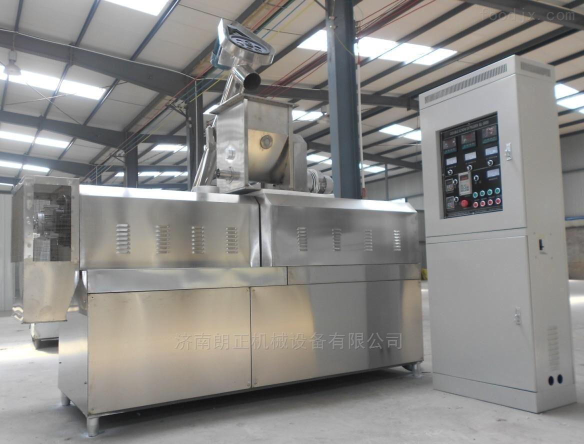新款五谷淀粉膨化机 膨化食品加工设备