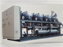 中高温螺杆冷凝机组设备