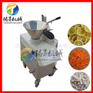 TS-Q311-Multi-function vegetable cutter 一次切成片 丝 丁 产量高