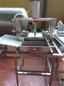 千叶豆腐白块、白片一体机-全自动切块机