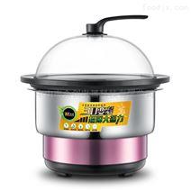 御蒸大師蒸汽火鍋商用多功能上蒸下煮石鍋魚