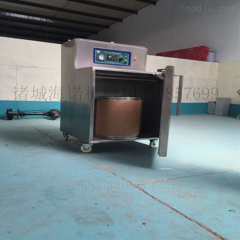 400/2L兔粮大包装物 立柜式内抽真空包装设备