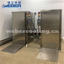 上海锦立卤制品真空冷却机、熟食品速冷机