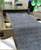 鞋垫微波烘干设备隧道式连续24小时生产