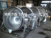 *不锈钢可倾式蒸汽夹层锅