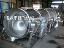 厂家直销不锈钢可倾式蒸汽夹层锅