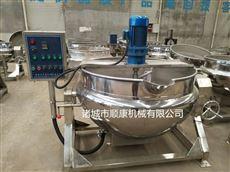 電加熱導熱油夾層鍋