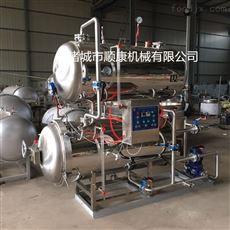碳鋼電加熱殺菌鍋