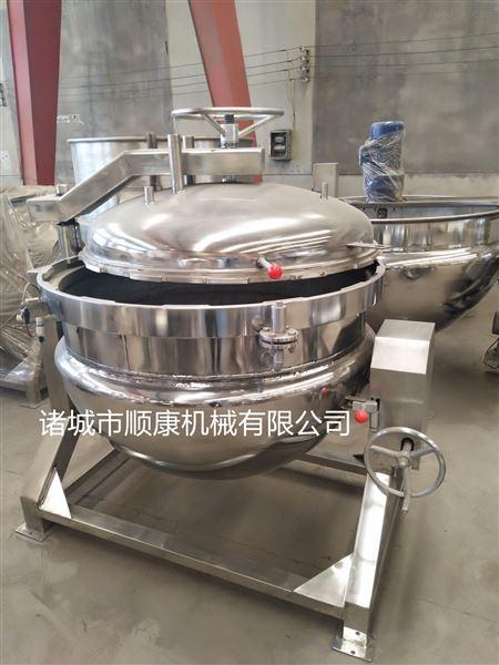 不锈钢蒸煮锅(诸城)