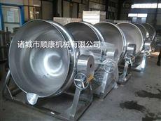 不锈钢蒸汽夹层锅(诸城