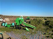 羊飼料存儲打捆機畜牧場打捆包膜機