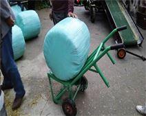 青貯打包機 畜牧飼草打捆包膜機