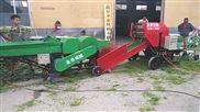秸秆青贮打包机 玉米秸秆青贮设备