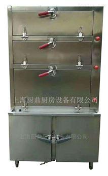燃气海鲜蒸柜
