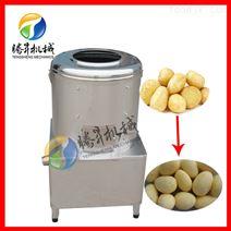 滚桶式红薯去皮机 芋头土豆去皮设备