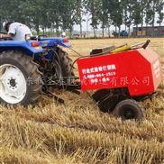 安徽稻草秸秆捡拾打捆机