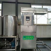 吕梁全自动豆干机,做豆干的机器厂家培训