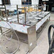 燃气式大型腐竹机设备24盒