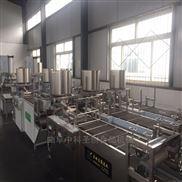 潍坊自动豆腐皮机,豆腐生产设备厂家供应