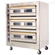 恒聯三層六盤不銹鋼電烤箱?