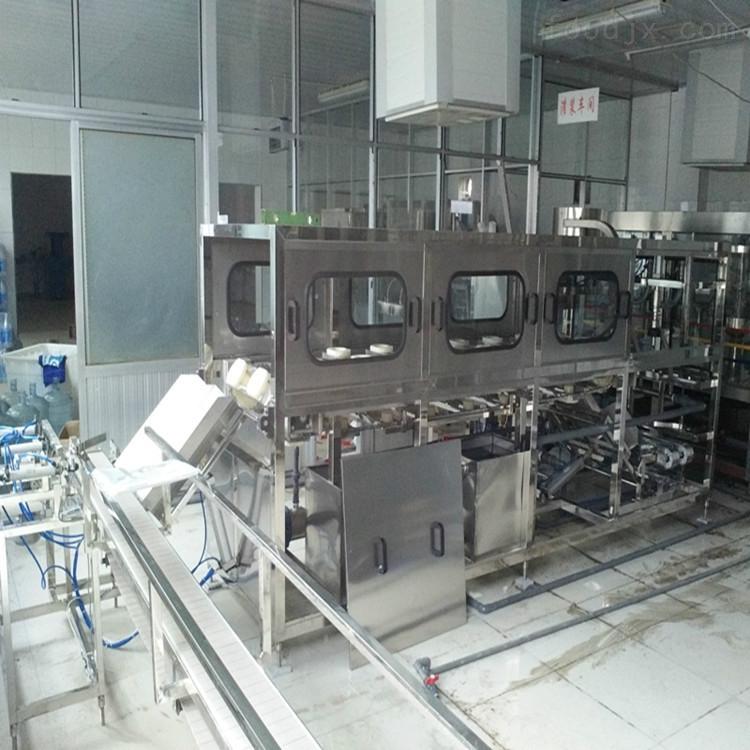 桶装水灌装机设备生产线价格