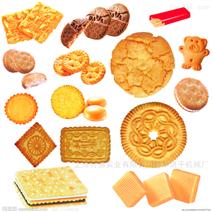 全自动桃酥饼干生产线