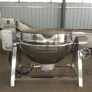 SZ5000全自动电加热蒸煮夹层锅 卤味卤煮锅