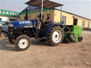 玉米秸秆青贮收割机自动打捆机