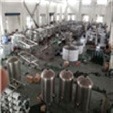 CGF三合一全自动小型瓶装矿泉水生产线