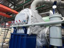 化工厂汽轮机保温套   蒸汽机隔热保温衣