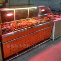 不銹鋼熟食柜熱柜