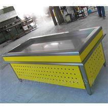 不锈钢冰鲜台展柜