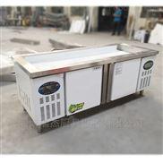 厂家直销双温冷藏冰鲜台