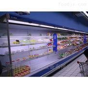 供应超市奶制品保鲜风幕柜
