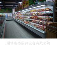超市风幕柜直销.