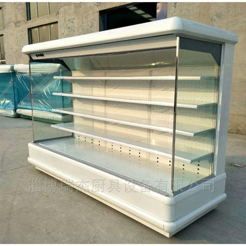超大容量水果保鲜风幕柜