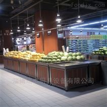 批发超市果蔬架