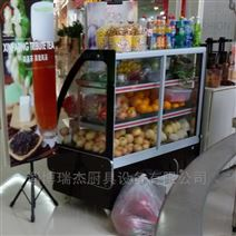 小型保鮮展柜也叫蛋糕柜