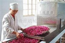 高产微波玫瑰花杀青 干燥设备