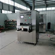 JCQT-2-新型沂源扒鸡封盒气调包装机充氮保鲜