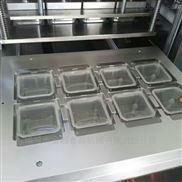 盒装小龙虾连续式封口机