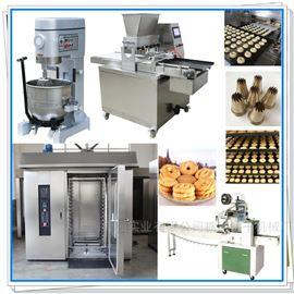 HQ-CK400/600型线切割曲奇机 曲奇饼干生产线 曲奇模具