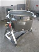 不锈钢立式可倾带搅拌夹层锅