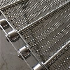 小龙虾蒸煮机流水线不锈钢网带价格