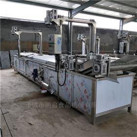临沂黄桃罐头加工设备漂烫预煮机
