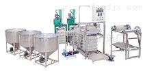 仿手工豆腐皮机不锈钢能耗少产量高厂家直销