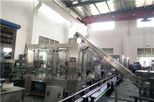 CGF小型全自动三合一瓶装水灌装机生产厂家