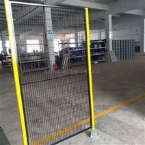 青岛厂家供应车间隔离网机器人防护网