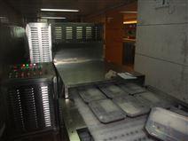 微波快餐盒饭加热杀菌设备